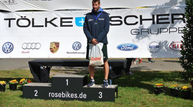 3. Platz beim Nibelungen Triathlon Xanten