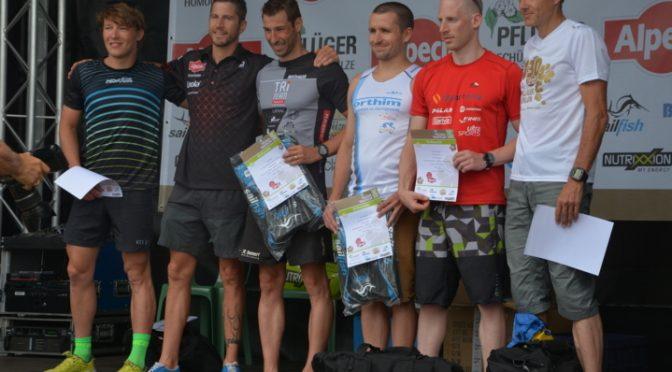 3. Platz beim Pflüger Triathlon Harsewinkel