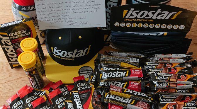 Botschafter des Team Isostar