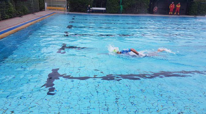 Erster Saisonstart beim Swim & Run