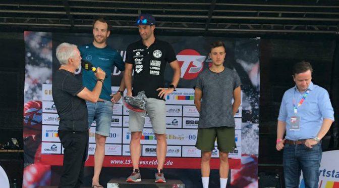 3. Sieg in Folge beim T³-Triathlon Düsseldorf