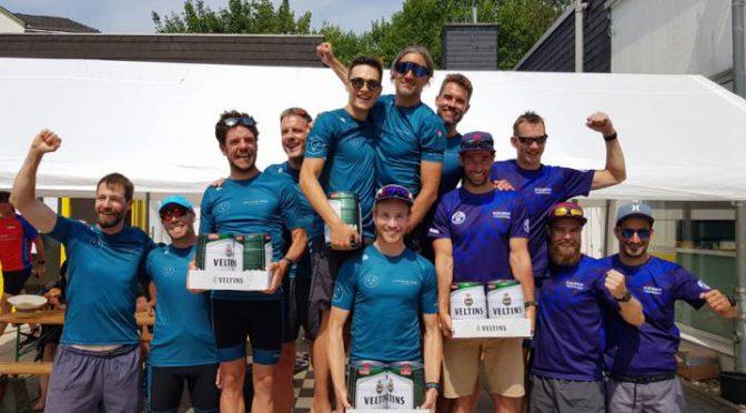 Sieg beim Liga-rennen in Altena