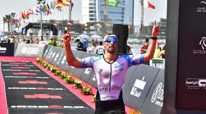 3. Platz Ironman 70.3 Dubai